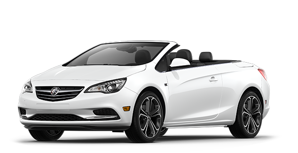 Image showing the base trim package for the 2018 Buick Cascada luxury convertible.