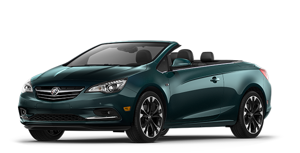 Image showing the sport touring trim package for the 2018 Buick Cascada luxury convertible.
