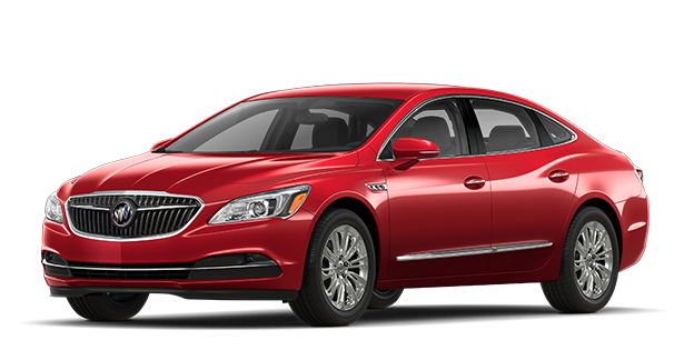 Image showing the essence trim of the 2018 Buick LaCrosse full-size luxury sedan.