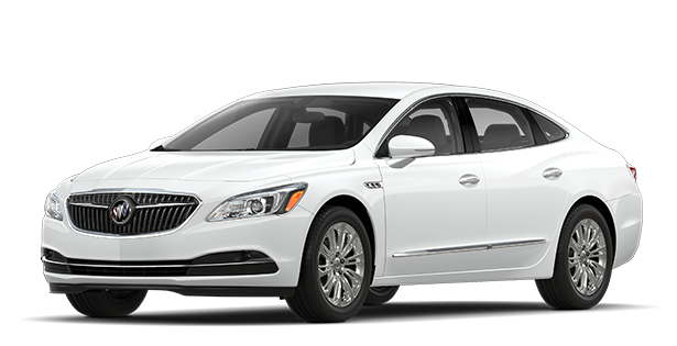 Image showing the base trim of the 2018 Buick LaCrosse full-size luxury sedan.
