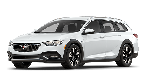 Image showing the base trim for the 2018 Buick Regal TourX luxury wagon.