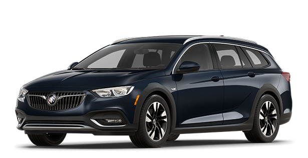 Image showing the essence trim for the 2018 Buick Regal TourX luxury wagon.