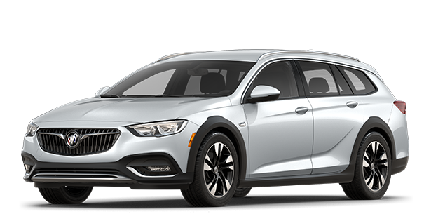 Image showing the preferred trim for the 2018 Buick Regal TourX luxury wagon.