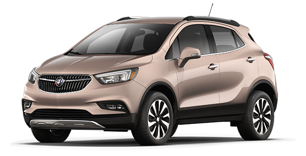2018 Encore Preferred 2 trim.
