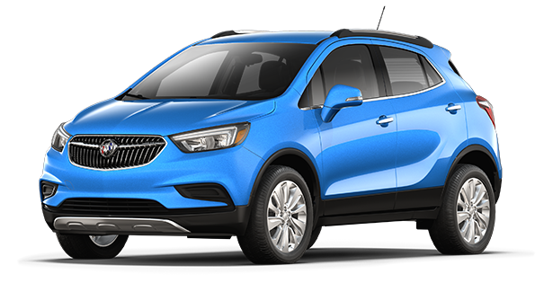 2018 Encore Preferred trim.