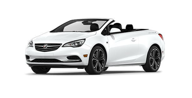 Jellybean image featuring the base trim of the 2019 Buick Cascada luxury convertible.