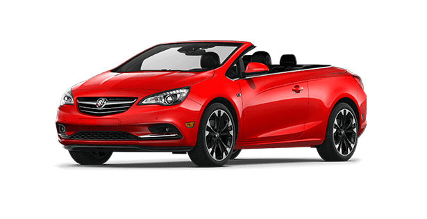Jellybean image featuring the Sport Touring trim of the 2019 Buick Cascada luxury convertible.