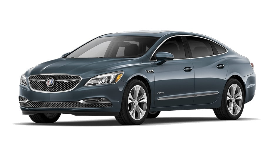 Click to learn more about the 2019 Buick LaCrosse Avenir full-size luxury sedan.