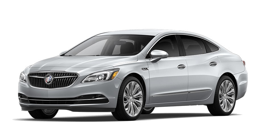 Click to learn more about the 2019 Buick LaCrosse full-size luxury sedan.