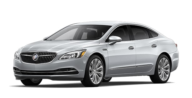 Buick LaCrosse full-size luxury sedan