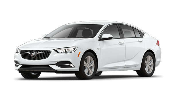 2019 Regal Sportback Mid-size Luxury Sedan Regal Trim