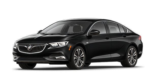 2019 Regal Sportback Mid-size Luxury Sedan Preferred II Trim