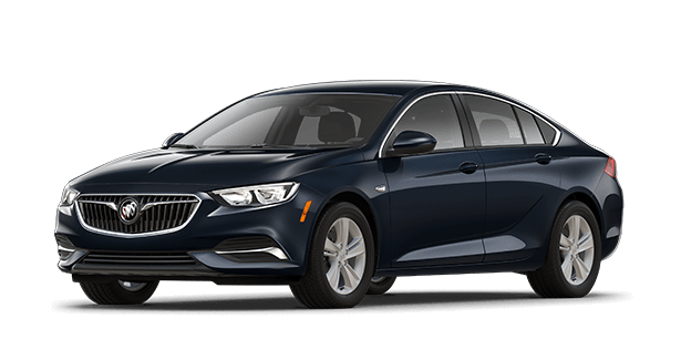 2019 Regal Sportback Mid-size Luxury Sedan Preferred Trim