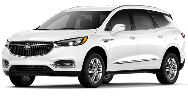 Image showing the preferred trim of the 2019 Buick Enclave mid-size SUV.