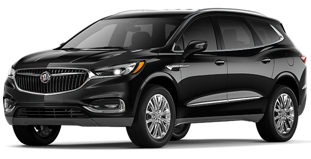 Image Showing The Premium Trim Of 2019 Buick Enclave Mid Size Suv