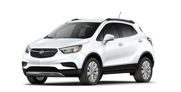Buick Encore small luxury SUV
