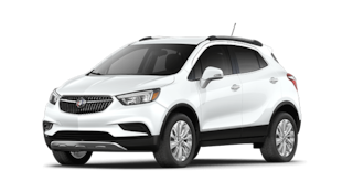 2018 Buick Encore 18% below MSRP on most models when you finance through GM Financial