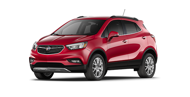 Jellybean image of the Sport Touring trim of the 2019 Buick Encore small luxury SUV.