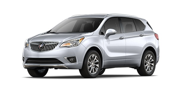 Jellybean image showing the 2019 Buick Envision compact luxury SUV.