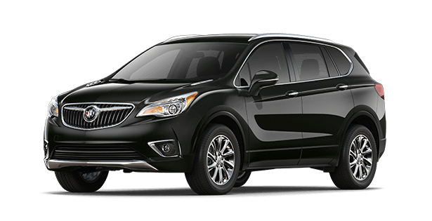 Image showing the Essence trim for the 2019 Buick Envision compact luxury SUV.