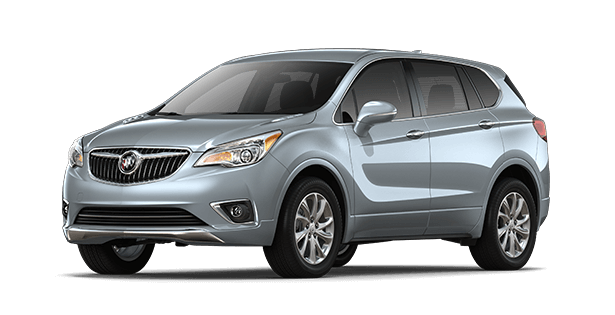 Image showing the Premium trim for the 2019 Buick Envision compact luxury SUV.