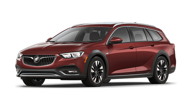 2019 Buick Regal TourX Luxury Wagon Preferred Trim