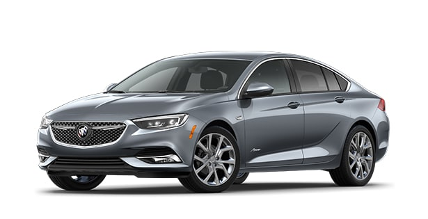 2020 Regal Avenir Sportback Luxury Sedan in Satin Steel Metallic