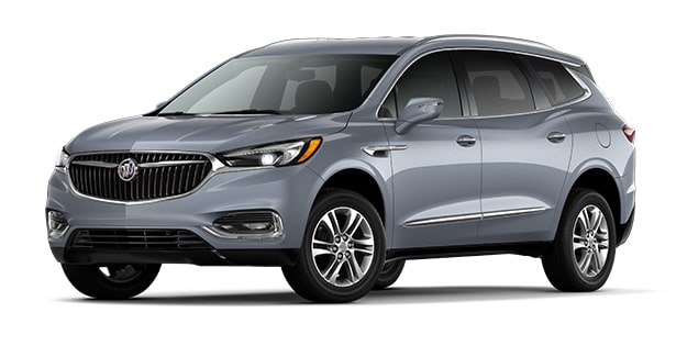 2020 Buick Enclave in Satin Steel Metallic