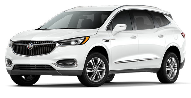 2020 Buick Enclave mid-size luxury SUV MOV Preferred Trim