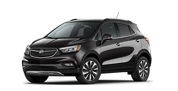 2020 Buick Encore Small Luxury SUV Preferred Trim