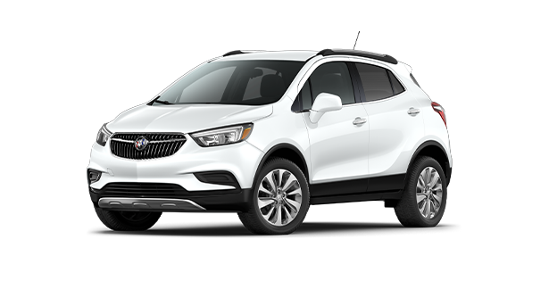 2020 Buick Encore Small Luxury SUV Base Trim