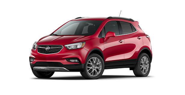2020 Buick Encore Small Luxury SUV Touring Trim