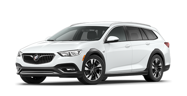 2020 Buick Regal TourX Luxury Wagon Trim